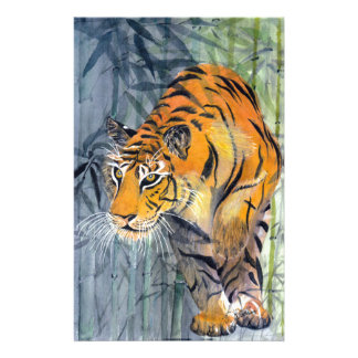 Tsuyako Tiger Stationery