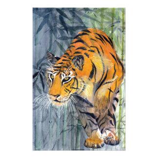 Tsuyako Tiger Stationery