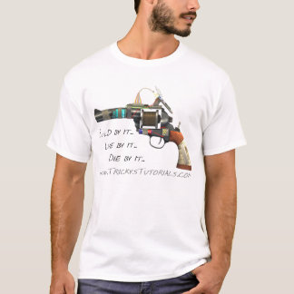 "TT Apparel Design ""Toolgun"" T-Shirt"