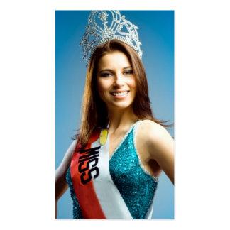 TT-Beauty Pageant Card