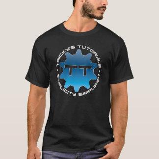 TT Gear Logo Dark Colors Tshirt