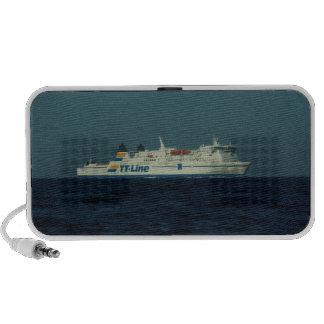 TT Line Ferry Travel Speakers