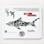 TT Meanings - SHARK Mouse Pad