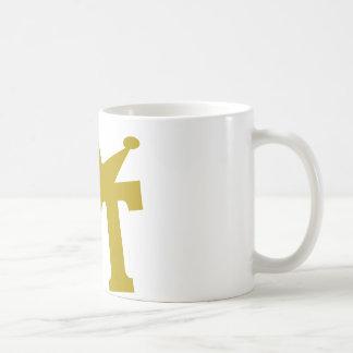 TT-real Classic White Coffee Mug