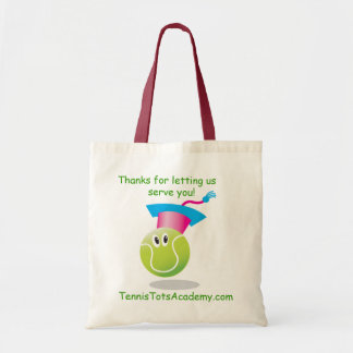 TTA_Thanks For Letting Us Serve You (light colors) Tote Bag