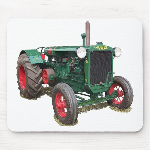 tThe Huber HK tractor Mouse Mats