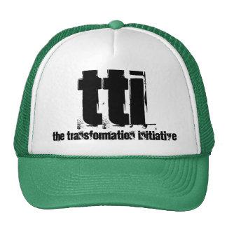 TTI- The Transformation Initiative Trucker Hats
