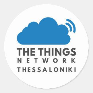 TTN SKG official stickers