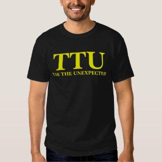 TTU, TAE THE UNEXPECTED TSHIRT
