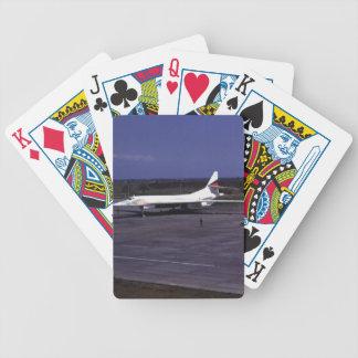 TU-160 BICYCLE PLAYING CARDS