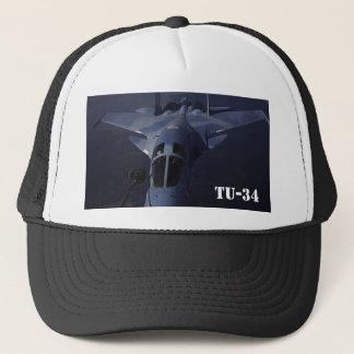 TU-34 TRUCKER HAT