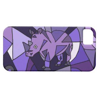 TU- Amazing Rhino Abstract Art Design iPhone 5 Cover