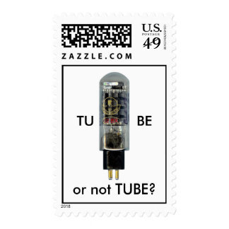 TU - BE or not TUBE Stamps