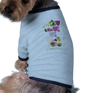 Tu Bishvat Seder Pet T Shirt