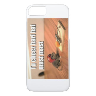 Tu cheez bari hai mast  iPhone 8/7 case