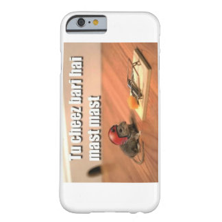 Tu cheez bari hai mast mast barely there iPhone 6 case
