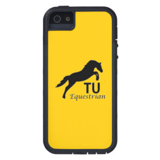 TU Equestrian Tough Xtreme case for iPhone 5