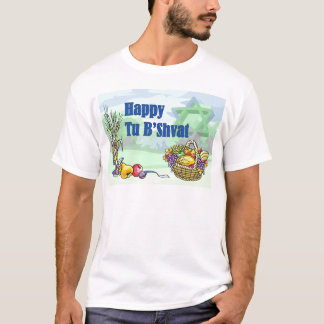Tu feliz B'Shvat Playera