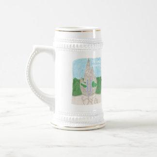 Tu Long Academy (with name_english) Coffee Mugs