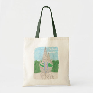 Tu Long Academy (with name_english) Tote Bag