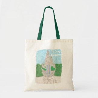 Tu Long Academy (with name_english) Tote Bag