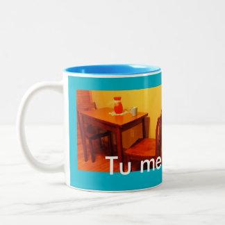 Tu me manques Mug