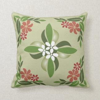 Tu Vai Vai inspired Floral Cushion