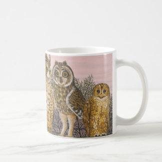 Tu-whit Tu-whooing Coffee Mug