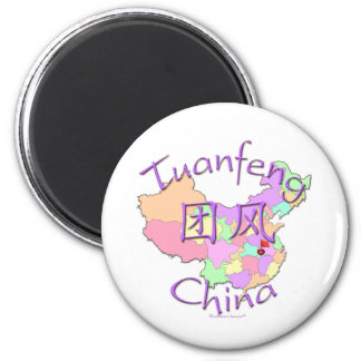Tuanfeng China 2 Inch Round Magnet