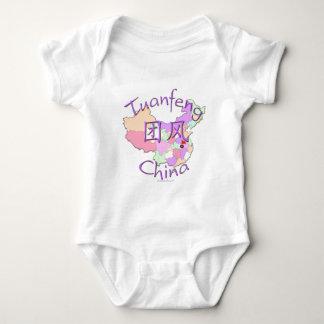 Tuanfeng China Baby Bodysuit