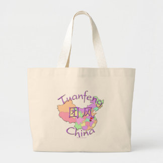 Tuanfeng China Large Tote Bag