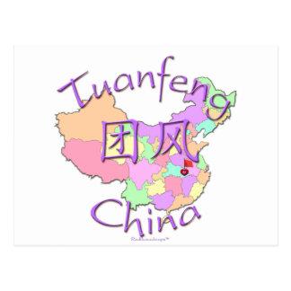 Tuanfeng China Postcard
