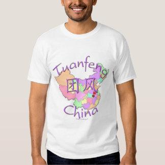 Tuanfeng China T Shirt