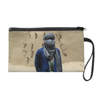 Tuareg en Tombuctú, Malí, África occidental