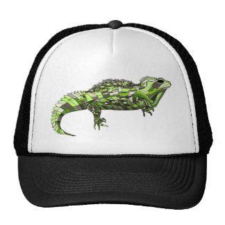 Tuatara Green Trucker Hat