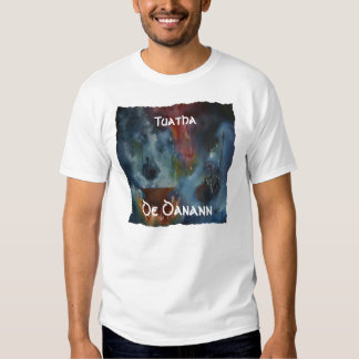 Tuatha De Danann T Shirt