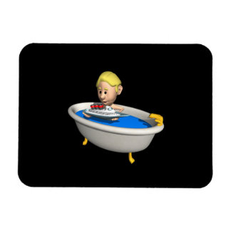 Tub Boats Magnets
