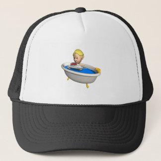 Tub Boats Trucker Hat
