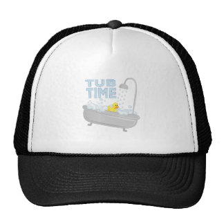 Tub Time Trucker Hat