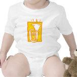 Tuba Baby Bodysuit