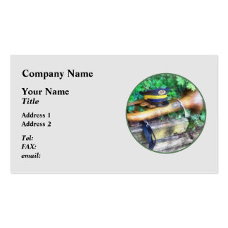 Tuba Before Parade Business Card