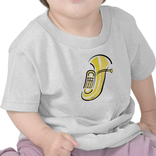 Tuba Camisetas