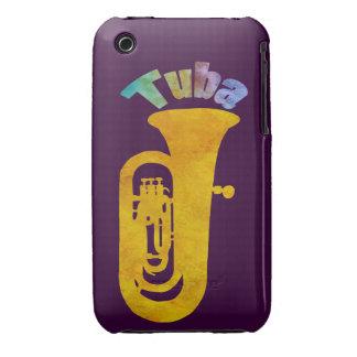 Tuba iPhone 3 Cover