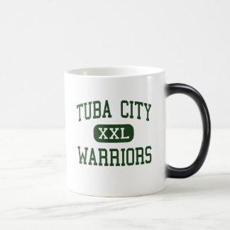 Tuba City - Warriors - High - Tuba City Arizona 11 Oz Magic Heat Color-Changing Coffee Mug