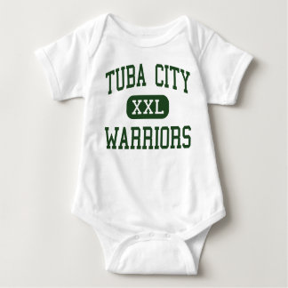 Tuba City - Warriors - High - Tuba City Arizona Baby Bodysuit