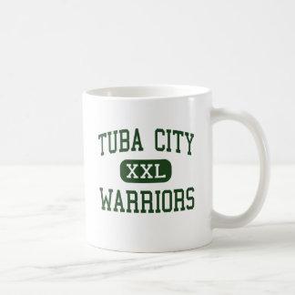 Tuba City - Warriors - High - Tuba City Arizona Classic White Coffee Mug