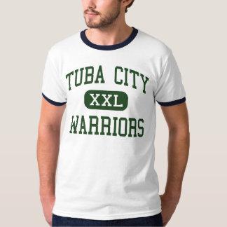 Tuba City - Warriors - High - Tuba City Arizona T Shirt