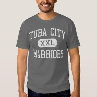 Tuba City - Warriors - High - Tuba City Arizona Tee Shirts