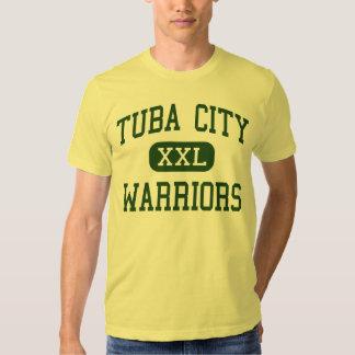 Tuba City - Warriors - High - Tuba City Arizona Tshirts