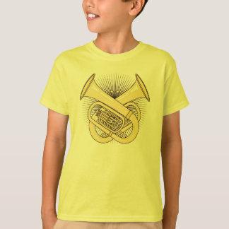 Tuba Crossbones T-Shirt